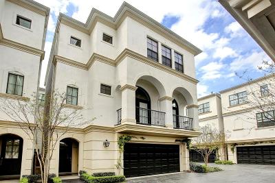 Houston Single Family Home For Sale: 2206 Converse Street