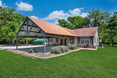 Montgomery Single Family Home For Sale: 26972 Mount Mariah Cut Off Road