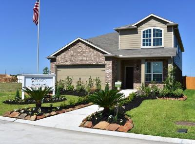 Houston Single Family Home For Sale: 3527 Marquesa Lane