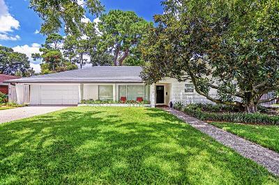 Houston Single Family Home For Sale: 5614 Valerie Street