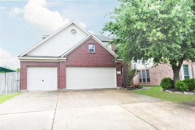 Houston Single Family Home For Sale: 3011 Walnut Knoll Way