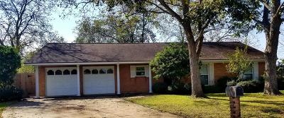 Sweeny Single Family Home For Sale: 1413 Forest Park Court
