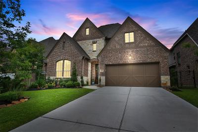 Tomball Single Family Home For Sale: 42 N Lochwood Way