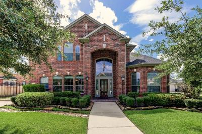 Katy Single Family Home For Sale: 5826 Calico Crossing Lane