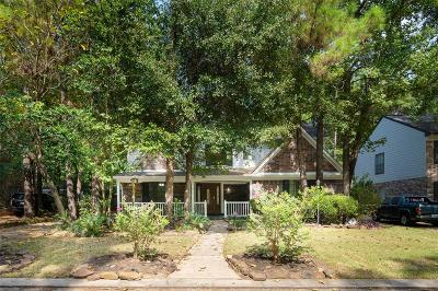 Spring Single Family Home For Sale: 147 Rushwing Place