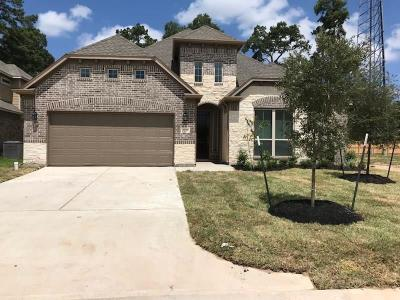 Spring Single Family Home For Sale: 2727 Sica Deer Drive
