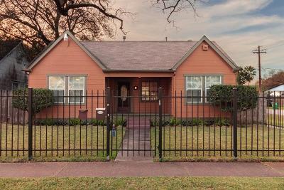Houston Single Family Home For Sale: 951 Alexander Street