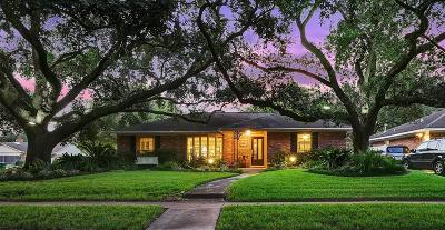Houston Single Family Home For Sale: 5142 Lymbar Drive