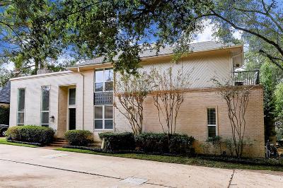 Houston Condo/Townhouse For Sale: 10 Briar Hollow Lane #42