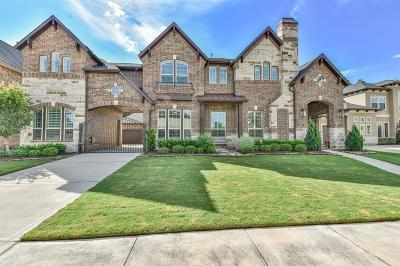 Sugar Land Single Family Home For Sale: 5430 Lockwood Bend Lane