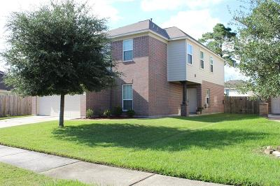 Humble Single Family Home For Sale: 9519 Barr Spring Drive
