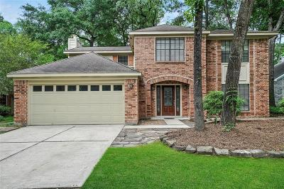 The Woodlands Single Family Home For Sale: 39 Silver Elm Place
