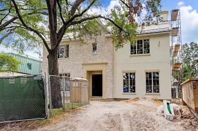 Houston Single Family Home For Sale: 3659 Meadow Lake