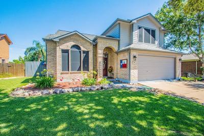 Lake Jackson Single Family Home For Sale: 113 Papaya St