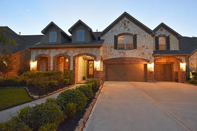 Katy Single Family Home For Sale: 27914 Burchfield Grove Lane