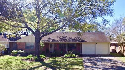 Houston Single Family Home For Sale: 4845 Briarbend Drive