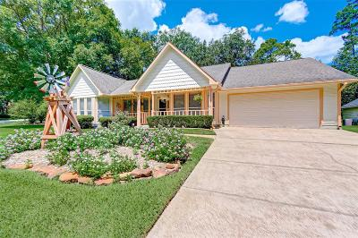 Conroe Single Family Home For Sale: 141 Blush Hill Drive