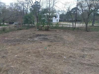 Harris County Residential Lots & Land For Sale: 8918 Sandra Street