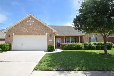 Sealy Single Family Home For Sale: 232 S Lantana Circle