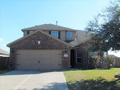 Hockley Single Family Home Option Pending: 26923 Teal Bayou Lane