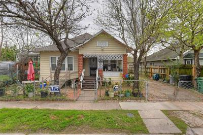 Houston Single Family Home For Sale: 202 Cordell Street Street