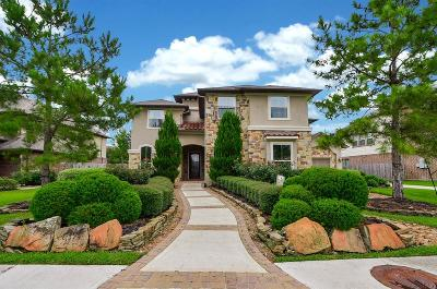 Summerwood Single Family Home For Sale: 15715 Golden Bluff Lane