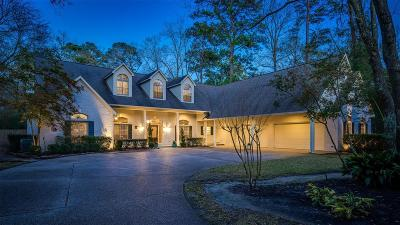 The Woodlands Single Family Home For Sale: 2 Coldsprings Court