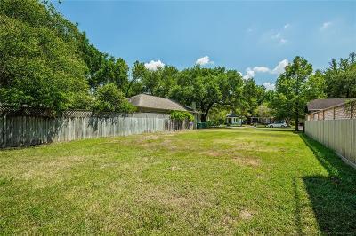 Houston Residential Lots & Land For Sale: 1632 Sul Ross Street