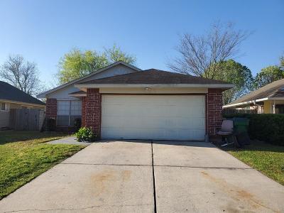 Houston Single Family Home For Sale: 3815 Trevor Hill Drive
