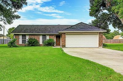 Alvin Single Family Home For Sale: 5014 County Road 378