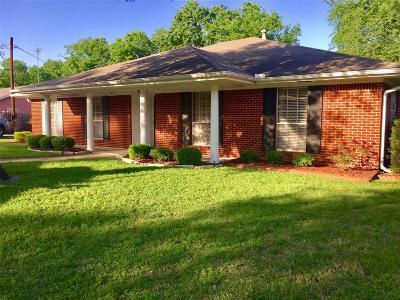 Madisonville Single Family Home Pending: 502 N Commerce