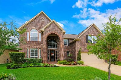 Spring Single Family Home For Sale: 25215 Evergreen Bend Drive