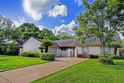 Houston Single Family Home For Sale: 7722 Skyline Drive