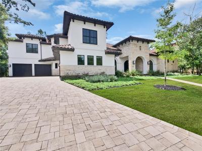 Spring Single Family Home For Sale: 10 Berkley Hall Court
