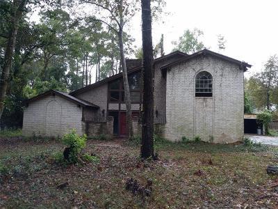 Conroe Single Family Home For Sale: 632 Bayou Teche Court