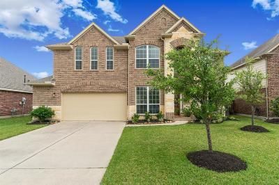 Tomball Single Family Home For Sale: 13030 Northwood Glen Lane