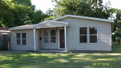 La Marque Single Family Home For Sale: 1002 Orange Street