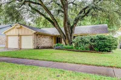Houston Single Family Home For Sale: 12838 Westella Drive