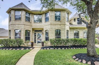 Pasadena Single Family Home For Sale: 4319 Tree Line Drive