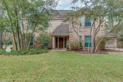 The Woodlands Single Family Home For Sale: 1 Mallard Glen Place
