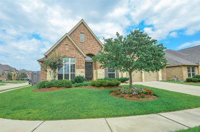 Katy Single Family Home For Sale: 4338 San Pellegrino Place