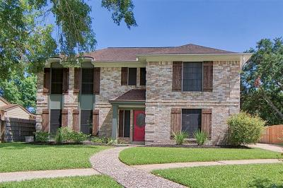 Houston Single Family Home For Sale: 16310 Heatherdale Drive