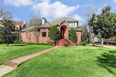 Houston Single Family Home For Sale: 9202 Greenwillow Street