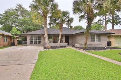 Houston TX Single Family Home For Sale: $349,900