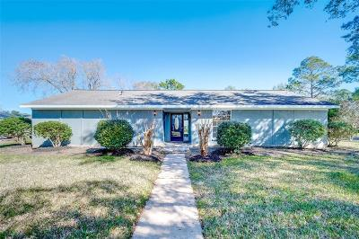 Friendswood Single Family Home For Sale: 510 Pilgrim Lane