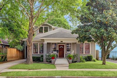 Houston Single Family Home For Sale: 1108 Omar Street