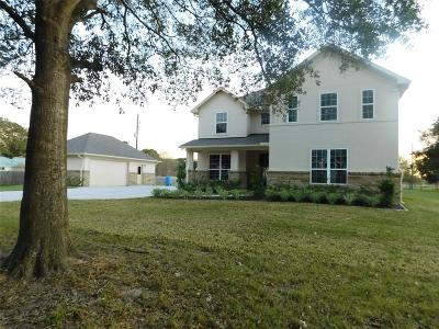 Brookshire Single Family Home For Sale: 32411 Morrison Road