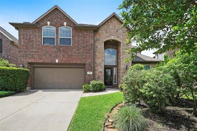 The Woodlands Single Family Home For Sale: 175 N Vershire Circle