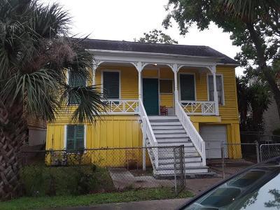 Single Family Home For Sale: 2015 Avenue L