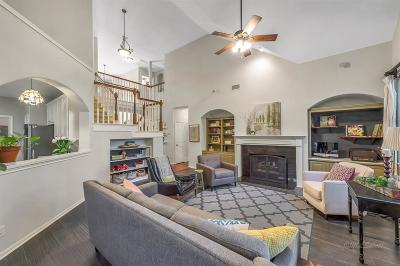 Richmond Single Family Home For Sale: 2319 Quarterpath Drive